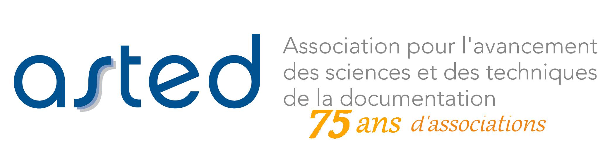 ASTED 75 ans d'associations